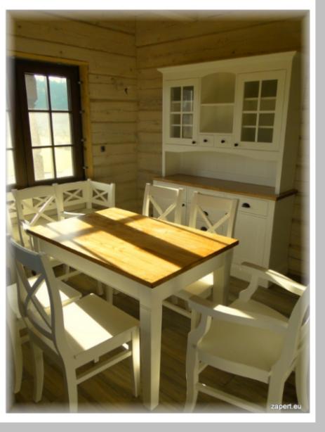 Kuchnie Rustykalne I Stylowe Meble Drewniane Zaperteu